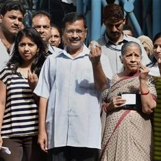 The big news: Low voter turnout at the municipal polls in Delhi, and 9 other top stories