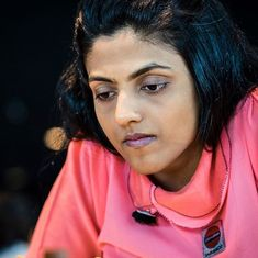 Isle of Man International: Harika Dronavalli begins campaign with easy win