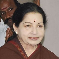 Jayalalithaa biopic in the works, titled 'Thaai: Puratchi Thalaivi'