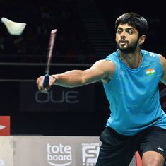 Sai Praneeth, India's happy-go-lucky badminton genius, is finally finding his place in the sun