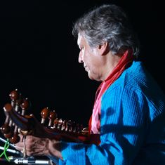 How Amjad Ali Khan thinks of classical music in the pop-digital-social-media age
