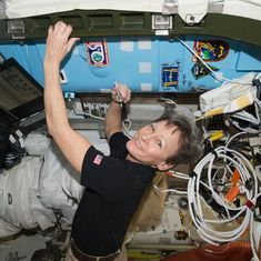 Nasa's Peggy Whitson sets new record for most consecutive days in space by a US astronaut