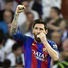 Lionel Messi hails Clasico win as 'important step' in La Liga title race