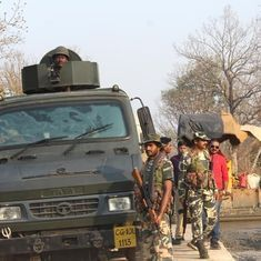Chhattisgarh: CRPF suspends road opening duties in Bastar for two weeks