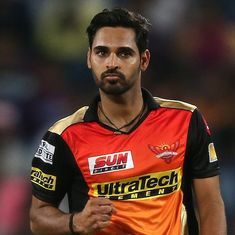 Watch: Bhuvneshwar Kumar on how stint with Sunrisers Hyderabad turned his career around