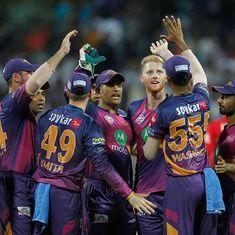 Ben Stokes-inspired Pune defend 160 against Mumbai Indians despite Rohit Sharma half-century