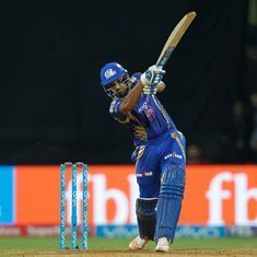 In the loss against Pune, Mumbai Indians might have found Rohit Sharma's elusive batting form