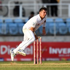 'It's unfortunate': Pakistan spinner Yasir Shah disappointed not to have played a Test against India