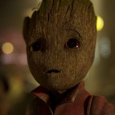 We are all Baby Groot in 'Guardians of the Galaxy Vol 2'