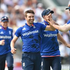 England squad for Champions Trophy: Mark Wood makes a return, Steven Finn misses out