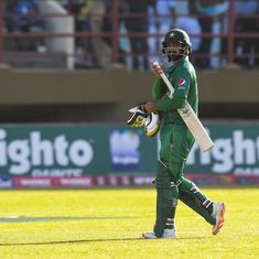 Coronavirus: Hafeez among six players to join Pakistan's squad in England after testing negative
