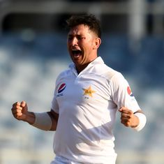 'I have a target of 20 wickets': Pakistan leg-spinner Yasir Shah ahead of Australia Tests