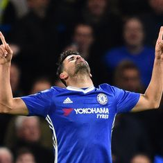 Diego Costa's standoff with Chelsea is the latest in the list of football's infamous sulks