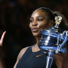 Serena Williams reveals she learned about her pregnancy just two days before Australian Open