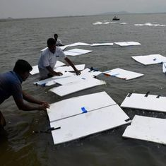 Not my idea to use polystyrene sheets to stop evaporation, says Tamil Nadu minister after mockery