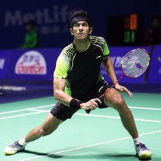 Vietnam Open badminton: Ajay Jayaram upsets top seed Ygor Coelho to move into the last eight