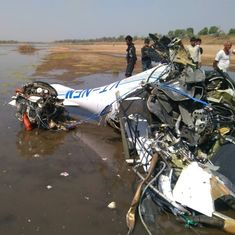 Maharashtra: Instructor and trainee killed after aircraft crashes into Gondia river