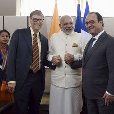 Bill Gates says India is winning its war on human waste, praises PM Narendra Modi