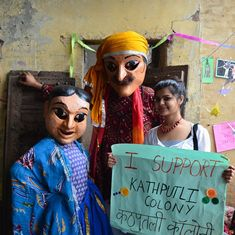 'We are not gangsters, we are artists': Can Delhi's Kathputli Colony survive land sharks?
