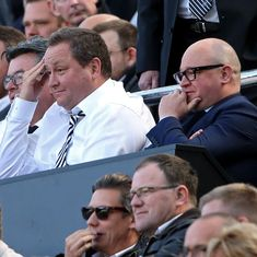 Newcastle United office raided in suspected tax fraud, managing director arrested