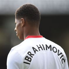 'What I have learnt from Zlatan is irreplaceable': Rashford hopes Swede stays at Manchester United