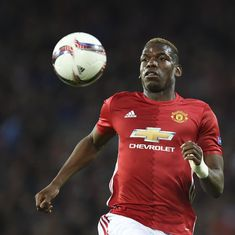 Pressure on Mourinho to hand Pogba a start in grudge match against Conte's Chelsea