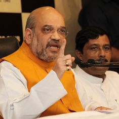 BJP hasn't decided its presidential candidate yet, says Amit Shah