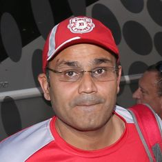 Anti-Doping Appeals Panel member Sehwag accused of being absent for NADA hearings