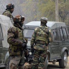 कश्मीर में सेना के काफिले पर हुए आतंकी हमले में दो जवानों के शहीद होने सहित आज के बड़े समाचार