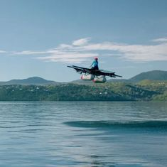 Watch: With the Kitty Hawk flying vehicle, have we moved one step closer to the airborne car?