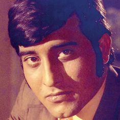 'Women have the hots for me? What words you use!' Vinod Khanna, the sly charmer