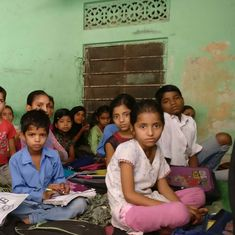 From power to toilets, Rajasthan's public schools bank on donors, not the state, for basic amenities