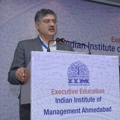 IIM-Ahmedabad director Ashish Nanda resigns citing 'personal reasons'