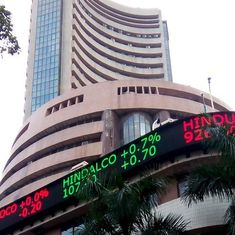 Sensex closes just 27 points up after retail inflation rises, Nifty sheds gains