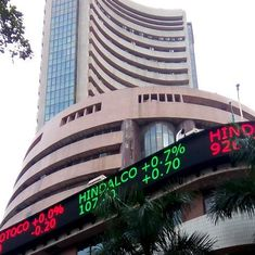Sensex, Nifty up after GST tax rates are announced