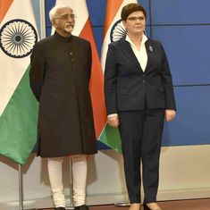 Poland supports India's bid for NSG membership, UNSC seat