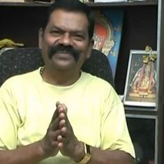 Veteran Tamil actor Vinu Chakravarthy dies at 74