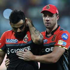 Virat Kohli has been a fantastic captain for RCB, says AB de Villiers