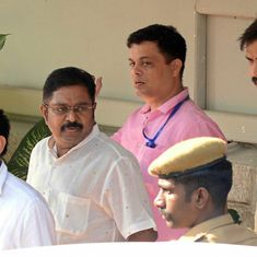 EC bribery case: Two hawala operators arrested for giving money to Dinakaran's middleman
