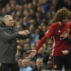Fellaini's recklessness was the highlight of a tepid Manchester derby