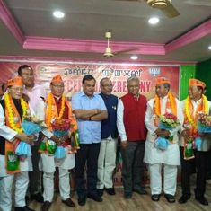 मणिपुर : कांग्रेस के चार और विधायक भाजपा में शामिल हो गए हैं