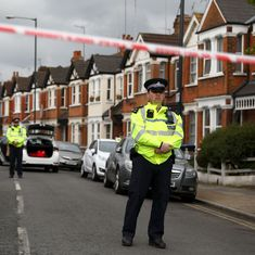 British police shoot woman during raid in London, say active terror plot 'foiled'