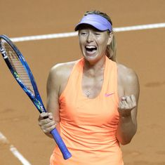 Maria Sharapova accepts wildcard to play at the China Open in Beijing