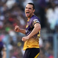 It's not just the batting, KKR's bowling riches are making them favourites for IPL 2017