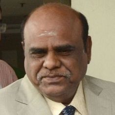 Former High Court judge CS Karnan booked for offensive remarks against SC judges' wives