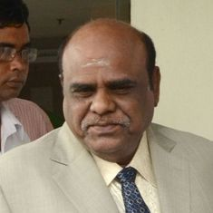 Justice Karnan is in Chennai, his advocate informs Supreme Court