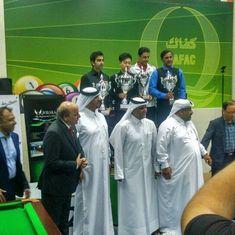 Pankaj Advani goes down in Asian Snooker Championship final, falls short of Career Grand Slam