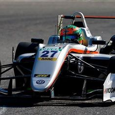 Jehan Daruvala becomes first Indian to claim pole at the Formula 3 European Championship in Monza