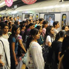 CISF officials detain man carrying 20 live cartridges at a Delhi metro station