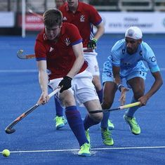 Sultan Azlan Shah Cup: India let lead slip twice in 2-2 draw with Great Britain in opener